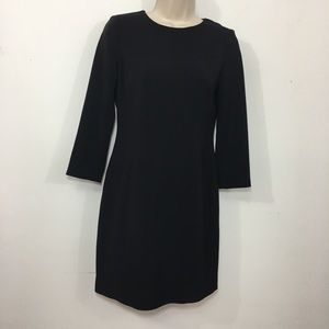 Michael Michael Kors Black sheath dress career 2